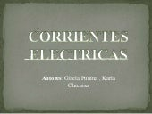 Corrientes electricas