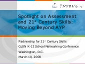 Co Sn P21 Panel Ppt Spotlight On As...