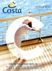 Costa catalogue 2013