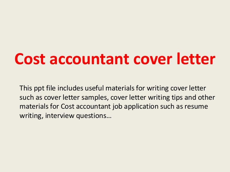 Cover letter request for quote