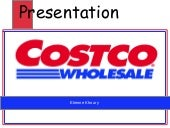 Costco Powerpoint Presentation