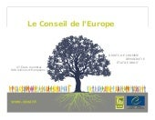 Outreach - Conseil de l'Europe
