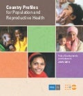UNFPA: Country Profiles for Population and Reproductive Health (2012)