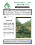 Overview of Cover Crops and Green Manures