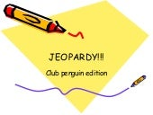 Cp Jeopardy