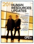 2011 Human Resources Updates
