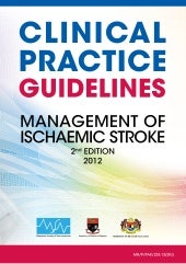 CPG management of ischaemic stroke ...