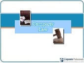 Cp knowledge: company law 05.08.08 new