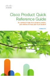 Cisco Product Range