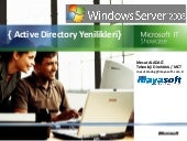 Windows Server 2008 (Active Directo...