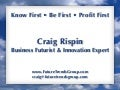 Craig Rispin-Know First, Be First, Profit First