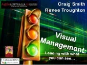 Visual Management: Leading With What You Can See