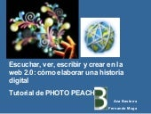 Tutorial de Photo Peach