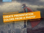 Create a Presentation Color Theme from a Photo