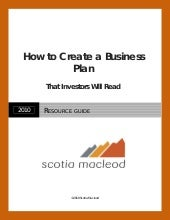 Creating a business_plan_that_inves...