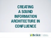 A Complete Guide to Creating a Sound Information Architecture in Atlassian Confluence