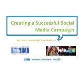 Creating a Successful Social Media ...