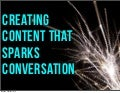 Maryland Student Affairs Conf. - Creating Content That Sparks Conversation