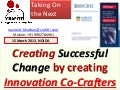 Creating innovation co crafters