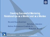 Creating Successful Mentoring Relat...