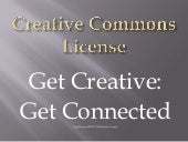 Creative commons license1