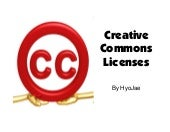 Creative Commons Licenses by HyoJae