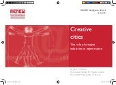 The role of creative industries in ...