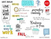 Sketchnotes From Creative Mornings