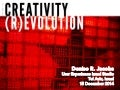The Creativity (R)Evolution - UX Israel Studio 2014