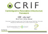 CRIF Presentation_15th Nov