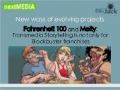 Fahrenheit 100 and Melty: Transmedi...