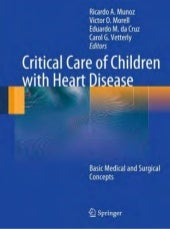 Critical Care of Children with Hear...
