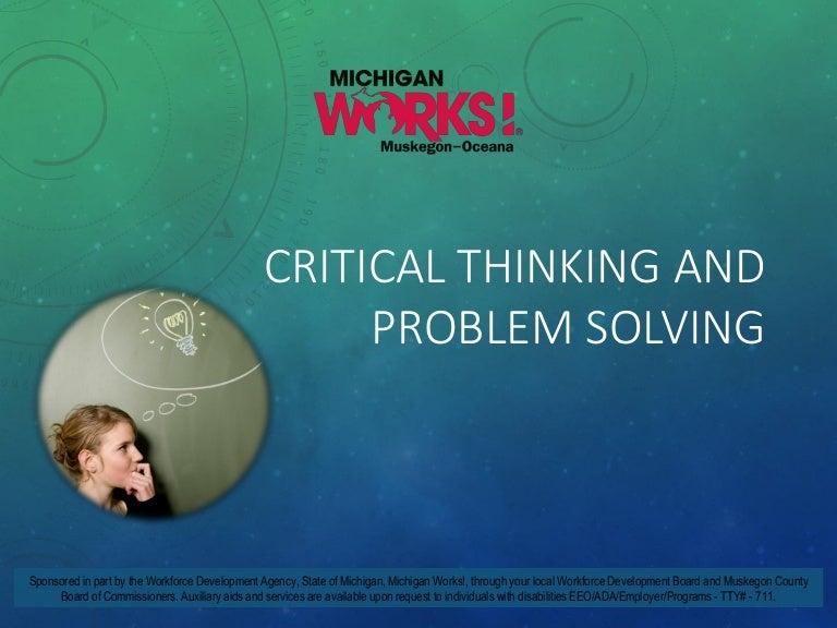 Mechanical problem solving