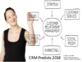 CRM predicts and forecast 2018