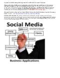 Customer Relationship Management Social Media Network Solution