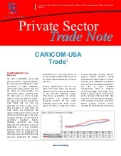 CRNM Private Sector Trade Note Vol....
