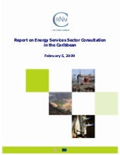 CRNM - Report On Energy Services Se...