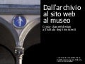 Cross-channel design all'Istituto degli Innocenti di Firenze