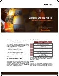 HCLT Brochure: Cross Docking IT