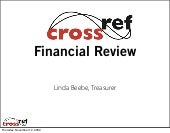 CrossRef Financial Review