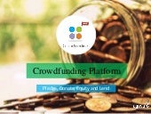 Crowdfunding platform Overview