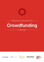 Visions on the future of Crowdfundi...