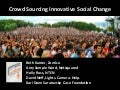 Crowdsourcing For Social Change Final