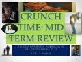 Crunch time   unit 1 - 3-16-13