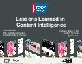 Content Intelligence: Lessons Learned with American Cancer Society and Content Science