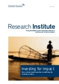 Cs investing for-impact