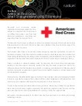 American Red Cross Social Media Case Study