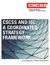 CSCSS ISC (INTERNATIONAL STRATEGY F...