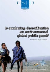 Is combating desertification a glob...