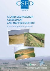 A land degradation assessment and m...